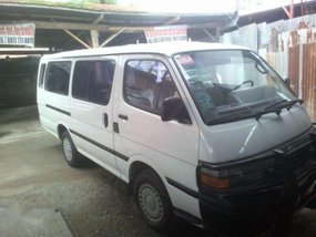 1994 Toyota Hiace Converted to Jeepney type body
