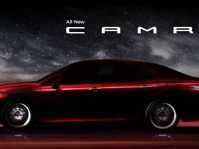 Toyota Camry 2019 to be launched in Thailand on October 29th