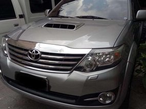 Toyota Fortuner 2015 V Diesel AT