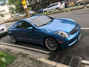 Infiniti G35 sports car 3.5L V6 coupe for sale
