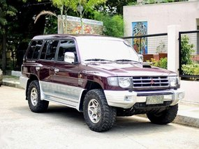 2000 Mitsubishi Pajero 4x4 Diesel AT for sale