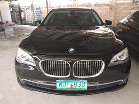 2013 BMW 750 LI 4.4-liter twin-turbo V-8