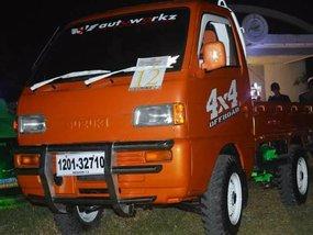 Orange Suzuku Multi-Cab 2018 for sale in Lapu-Lapu