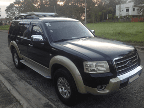 2008 Ford Everest for sale
