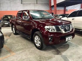 Nissan Frontier Navara 2014 GTX MT for sale