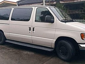 For Sale or For Swap 2003 Ford E150 Chateau Van