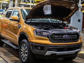 Ford Ranger 2019 production officially starts in Michigan