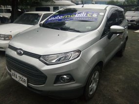 2015 FORD ECOSPORT GAS MT for sale