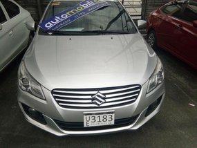 2016 Suzuki Ciaz Gasoline AT for sale