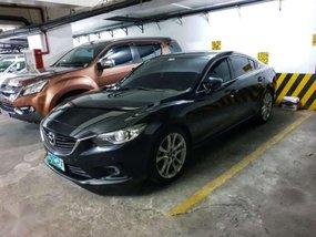 Mazda 6 Skyactive 2013 Black Swap