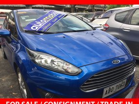 2015 Ford Fiesta for sale