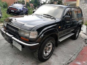 Toyota Land Cruiser VX80 1990 FOR SALE