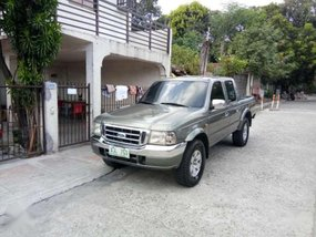 2003 Ford Ranger XLT 4x4 pick up
