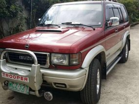 1998 Isuzu Trooper for sale