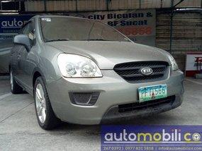 2010 Kia Carens Diesel AT for sale