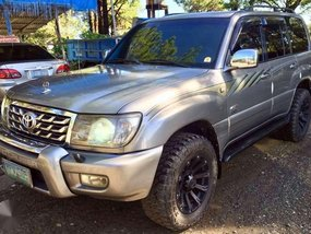 1999 TOYOTA Land Cruiser 100 FOR  SALE