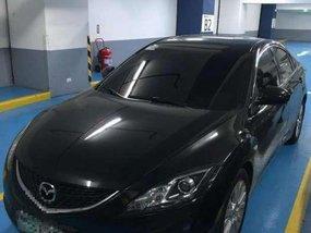Mazda 6 sedan 2010 automatic