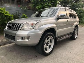Toyota Prado 2004 model FOR SALE