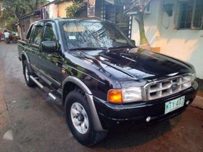 For sale 2000 Ford Ranger XLT Mt. Pinatubo Edition