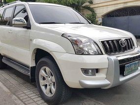 Toyota Land Cruiser Prado 2007 4x4 for sale