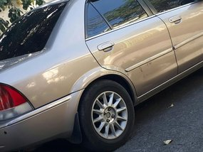 FORD LYNX GHIA 2002 Beige For Sale
