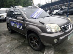 2006 Nissan X-Trail Gray For Sale