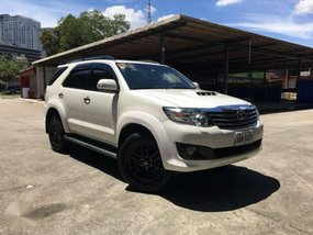 2014 Toyota Fortuner 2.5 V automatic First owner