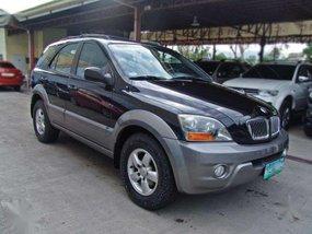 2007 Kia Sorento MT 4x4 Diesel for sale