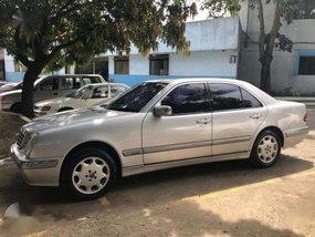 For Sale! Mercedes Benz E240 elegance 2000 model