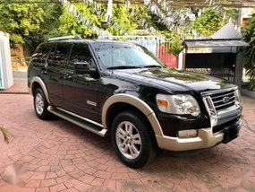 2007 Ford Explorer 4x2 Eddie Bauer Automatic Transmission