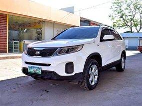 2014 Kia Sorento CRDI MT Fresh 648t Nego Batangas Area