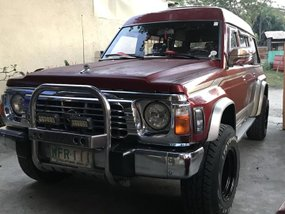 1998 Nissan Patrol Super Safari for sale