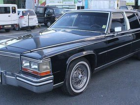 Cadillac DeVille 1987 for sale