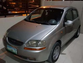 2005 Chevrolet Aveo FOR SALE