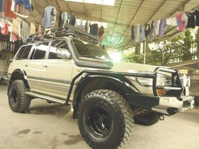 "1996 Toyota Land Cruiser 4X4 NT"" Local Purchase"