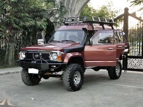 1995 Nissan Patrol 4x4 for sale