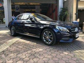 2015 Mercedes Benz C200 CGI Avant Automatic 2liter Turbo
