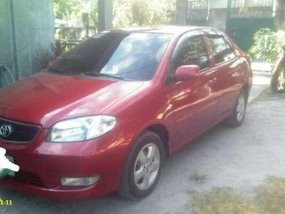 Toyota Vios G top of the Line 2001