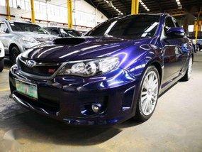 2012 Subaru WRX STi Manual