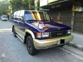 Isuzu Trooper 4x4 1998 local for sale