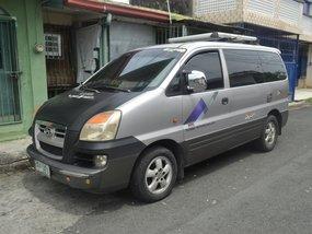 Selling Hyundai Grand Starex CRDI 2004 model