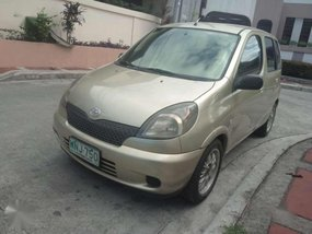 FOR SALE 2000 Toyota Echo Verso 15vvti MT