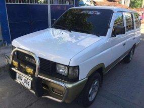 2000 Isuzu Hilander CROSSWIND SL manual diesel