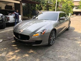 2015 Maserati Quattroporte for sale