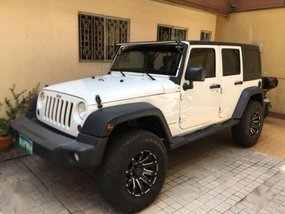 2013 Jeep Wrangler Rubicon Crd FOR SALE