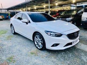 2015 Mazda 6 2.5L Skyactiv AT