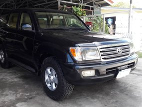 2004 TOYOTA LAND CRUISER FOR SALE