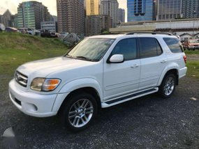 2001 Toyota Sequoia Limited for sale