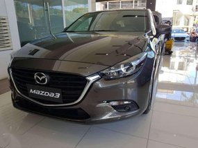 Mazda3 1.5L 28K downpayment All in 2018