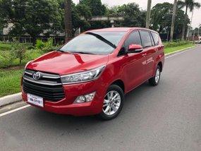 2017 Toyota Innova E Automatic diesel financing